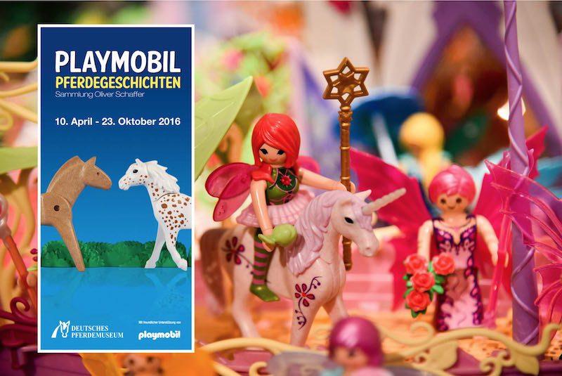 Spielpferd.de-Blog: Playmobil Pferdegeschichten Ausstellung