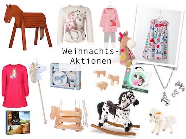 Geschenkideen, Geschenke für Pferdefans / Pferdefreunde zu Weihnachten. Geschenkideen für pferdeverrückte Kinder, die Pferde und Einhörner lieben. www.spielpferd.de