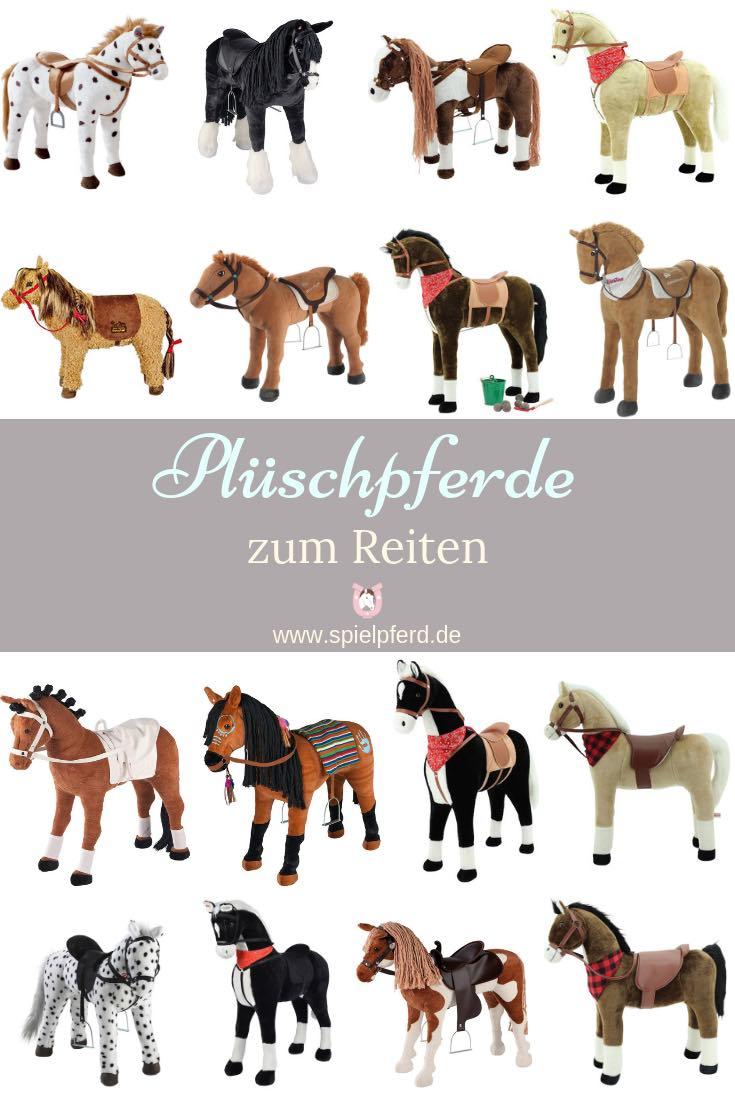 Happy People Pferd, Plüschpferd zum Reiten von weiteren folgenden Marken: Sweety Toys, Heunec, Spiegelburg, Jako-O, Pink Papaya, Stehpferd XXL, Spielpferd groß, Spielzeug