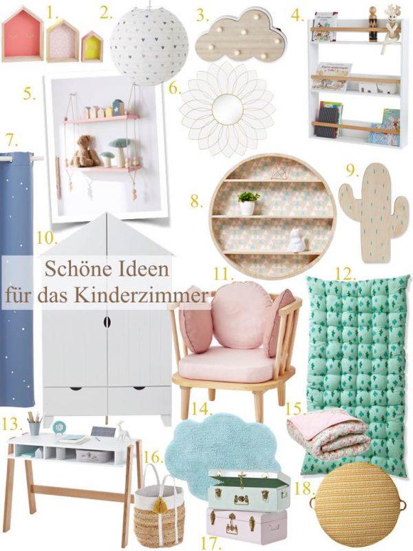 Ideen für das Kinderzimmer, Einrichtungsideen für Kinder, Kaktus, Schreibtisch, Kleiderschrank Regal, www.spielpferd.de