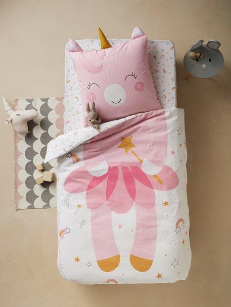 Einhorn Bettwäsche Bett Und Kissenbezug Aus 100 Baumwolle
