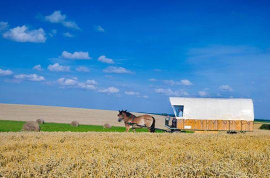 Familienurlaub im Planwagen bei Jochen Schweizer buchen, Urlaub mit Kindern, Geschenkidee für Pferdefans
