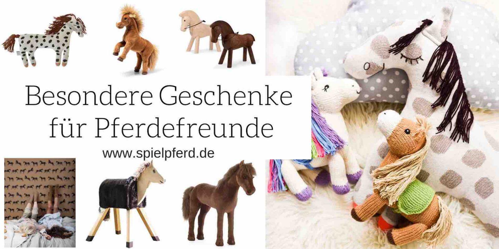 Besondere Pferde Geschenke für Mädchen und Jungen, Geschenkideen für Pferdefans, Pferdefreunde: Stehpferd XXL, Plüschpferd zum Reiten, Holzpferd für drinnen, Kuschelpferd, Pferde Tapete fürs Kinderzimmer.