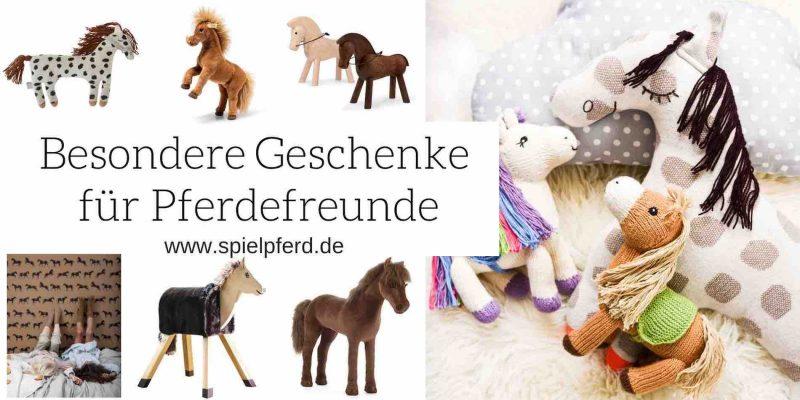 Besondere Pferde Geschenke für Mädchen und Jungen, Geschenkideen für Pferdefans, Pferdefreunde: Stehpferd XXL, Plüschpferd zum Reiten, Holzpferd für drinnen, Kuschelpferd, Pferde Tapete fürs Kinderzimmer
