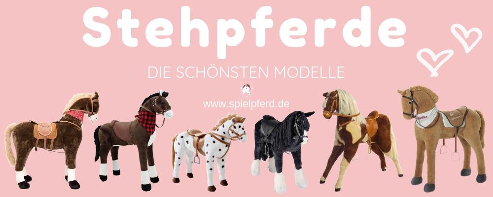 Spielzeug Pferd zum Reiten - Alle Modelle